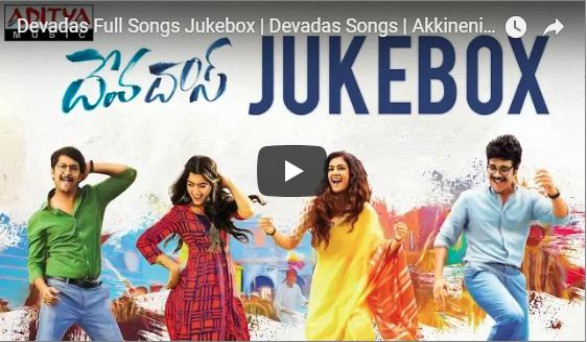 Nagarjuna, Nani 'Devadas' Juke Box Review