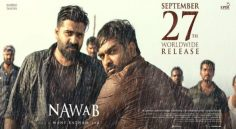 Maniratnam 'Nawab' Release Date Is Fixed