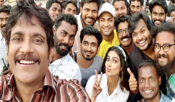 Nagarjuna, Nani 'Devadas' Completes Its Shooting