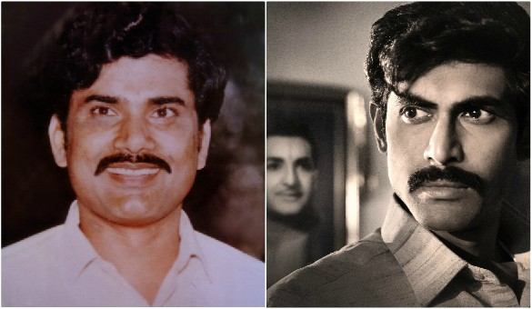 Rana Looks Revealed In NTR Biopic