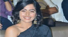 Rashmika @ Devadas Movie Audio Launch