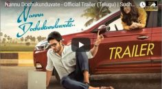 Sudheer Babu 'Nannu Dochukunduvate' Trailer Review