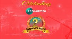 Zee Cinemalu celebrates its 2nd year anniversary