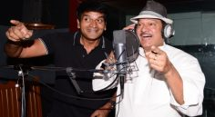Rajendra Prasad Voice over for 'Adhugo'