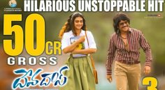 Devadas Collects 50 Cr Gross