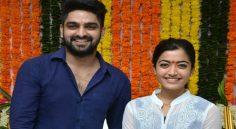 Naga Shourya To romance Again with Rashmika