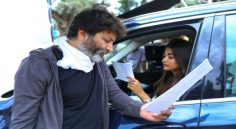 Trivikram Reveals The Back Story Of The Title Aravinda Sametha