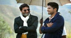 Allu Arjun, Trivikram Movie Updates
