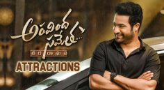 NTR Aravinda Sametha Attractions