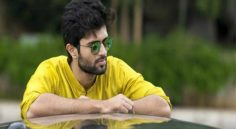 Only Two movies for year say's Vijay Deverakonda