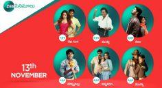 Zee Cinemalu ( 13th November )