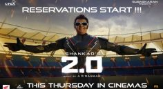 Solid Advance Booking for 2.0 Movie