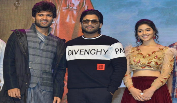 Taxiwaala Pre Release Event 4