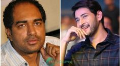 Mahesh Babu is teaming up with versatile Director Krish ?