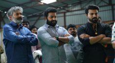 Heroines in Ramcharan, NTR Multi Starrer Movie