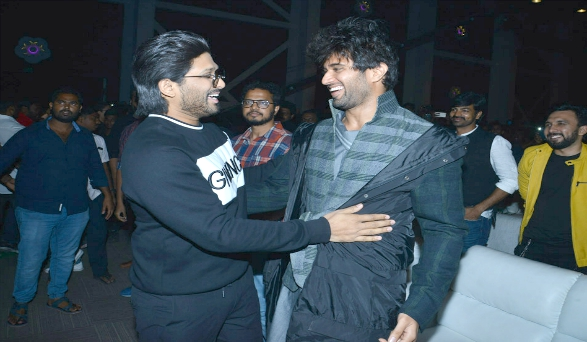 Taxiwaala Pre Release Event 2