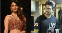 Kiara Advani in Allu Arjun, Trivikram Movie