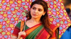 Samantha Akkineni To Play Ticket Clerk In Her Upcoming Movie