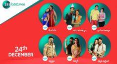 Zee Cinemalu ( 24th December )