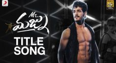 Mr. Majnu – Title Track Lyric Video