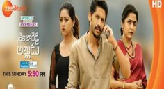 'ShailajareddyAlludu' World Television Premiere