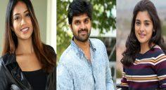 SreeVishnu Romance with Nivetha Thomas & Nivetha Pethuraj in 'Brochevarevarura'