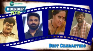 Year End Special : Tollywood Best Characters