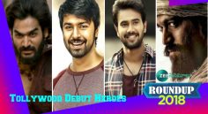 Tollywood Heroes who made their debut in Tollywood