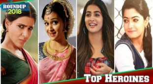 Year End Special : Tollywood Top Heroines