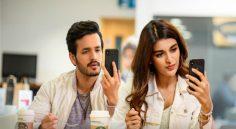 Akhil Mr. Majnu First Single 'Emainado' Crosses 1.5 Millions