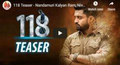 Kalyan Ram '118' Teaser Review
