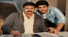 Real life uncle NagaBabu becomes reel life father for Allu Sirish
