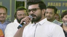 Working With Boyapati Is So Special – Says Ramcharan