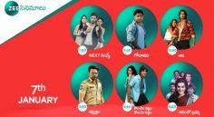 Zee Cinemalu ( 7th January )