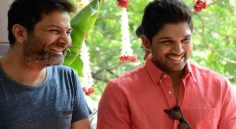 Allu Arjun, Trivikram Movie regular shoot from 24th April