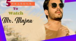 Top 5 Reasons To watch Akhil 'MrMajnu'