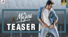Akhil Mr Majnu Teaser Review