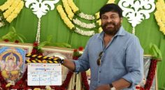 Mega Hero Vaishnav Tej New Movie Launched Today