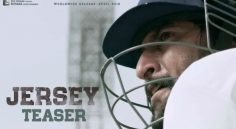Nani Jersey Movie Teaser Review