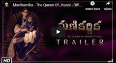 Manikarnika Telugu Trailer Review