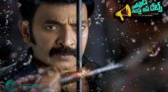 Dr.Rajasekhar 'Kalki' Shooting Updates