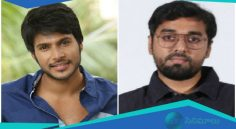 Sandeep Kishan confirm with Santhosh Jagarlapudi