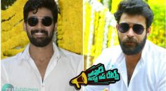 Varun Tej, BellamKonda's Remakes Started Today