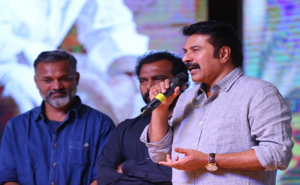 'Yatra' Success Celebrations