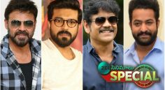 Number Of Multistarrers Have Been Made In Tollywood