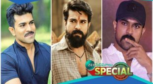 RamCharan's Different MakeOver …Birthday Special !