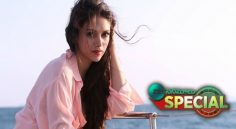 Aditi Rao Hydari Shares Screen Space With Nani..?
