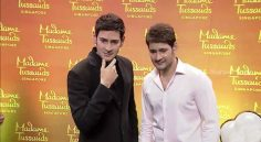 Mahesh Babu Madame Tussauds Stautue Lanch In Hyderabad