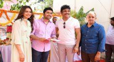 Nagarjuna 'Manmadhudu 2' Launched Today