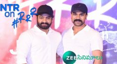 NTR Speaks About His Bonding With Ram Charan